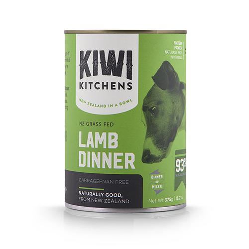 Kiwi Kitchens Lamb Dinner Wet Dog Food, 13.2-oz