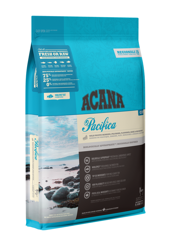 ACANA Grsslands Dry Cat Food, 1.8-kg