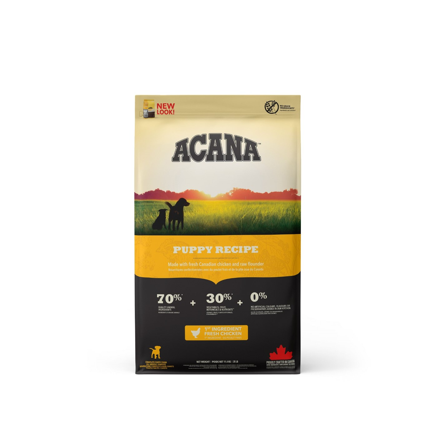 Acana Puppy Dry Dog Food, 11.4-kg