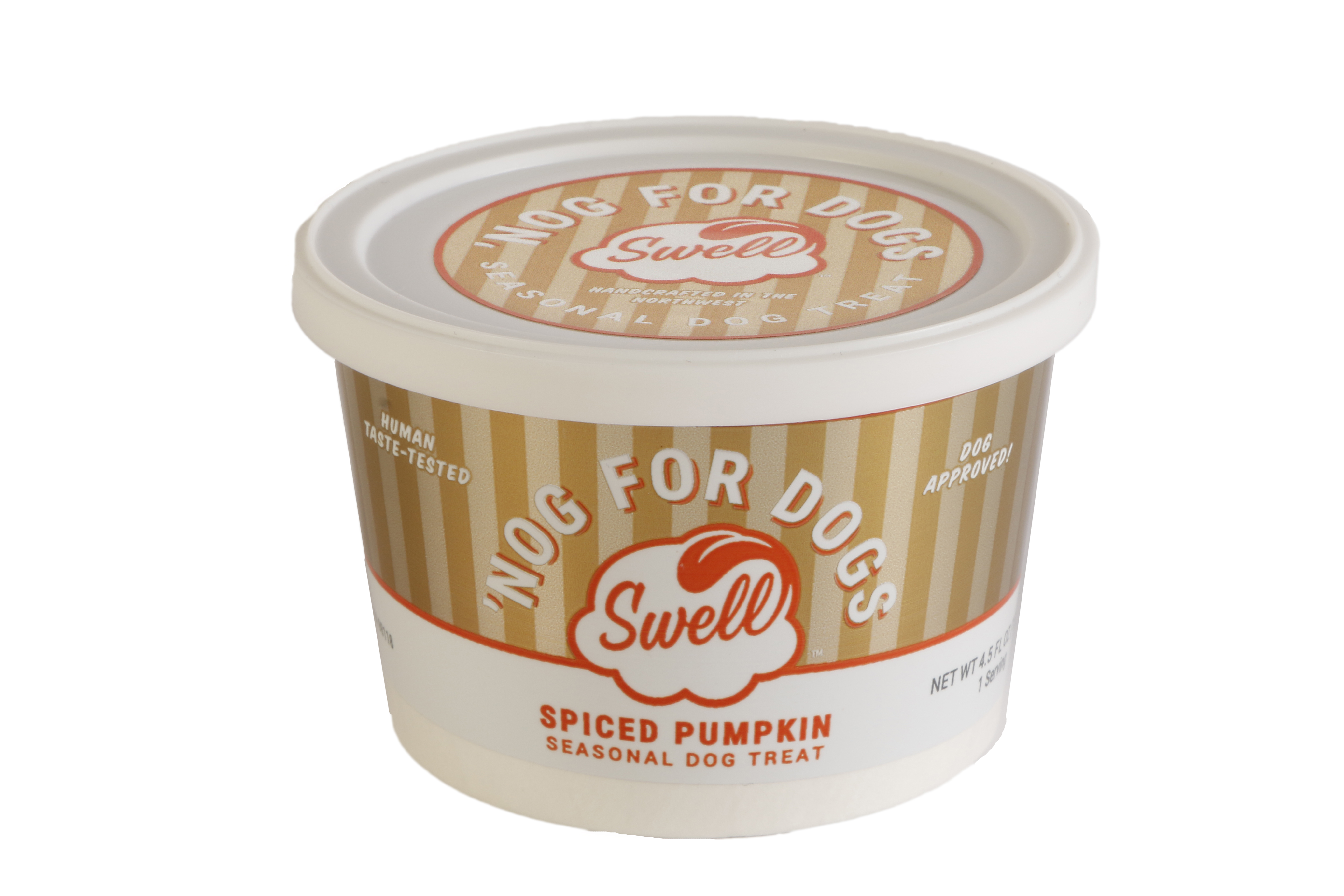 Swell Gelato 'Nog For Dogs Dog Treats