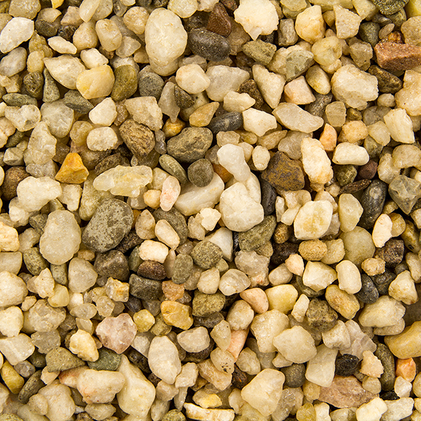 Estes Natural Aquarium Gravel, Nutmeg, 25-lb bag