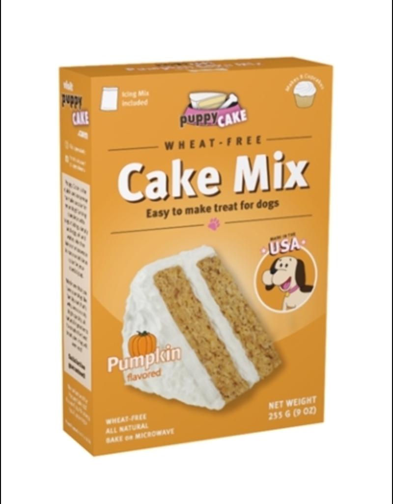 Puppy Cake Cake Mix Pumpkin Flavored Dog Treats, 9-oz