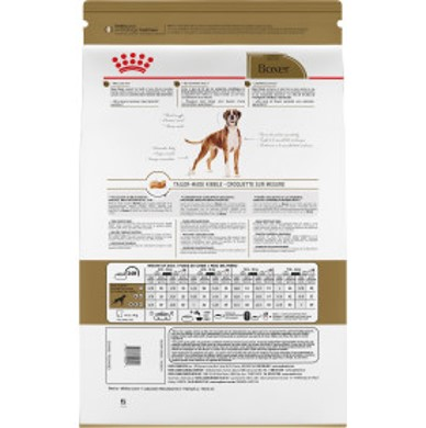 Royal Canin BHN Boxer Adult Dry Dog Food, 30-lb