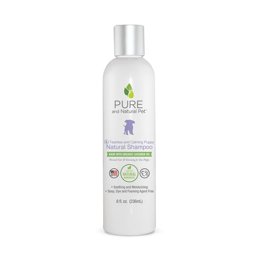 Pure and Natural Pet Tearless & Calming Natural Puppy Shampoo Image