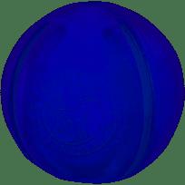 Planet Dog Orbee-Tuff GuRu Interactive Dog Toy, Purple