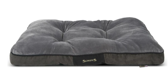 Scruffs Chester Dog Mattress, Grey Image