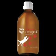 Baie Run Canine Omega 3 Dog Supplement, 500-ml