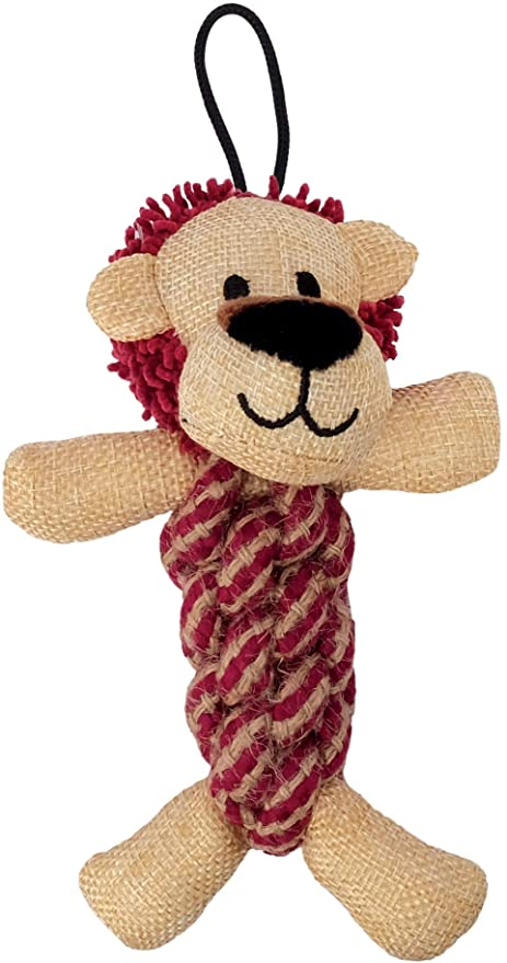 Zeus Mojo Naturals Rope Twisterz Dog Toy, Assorted