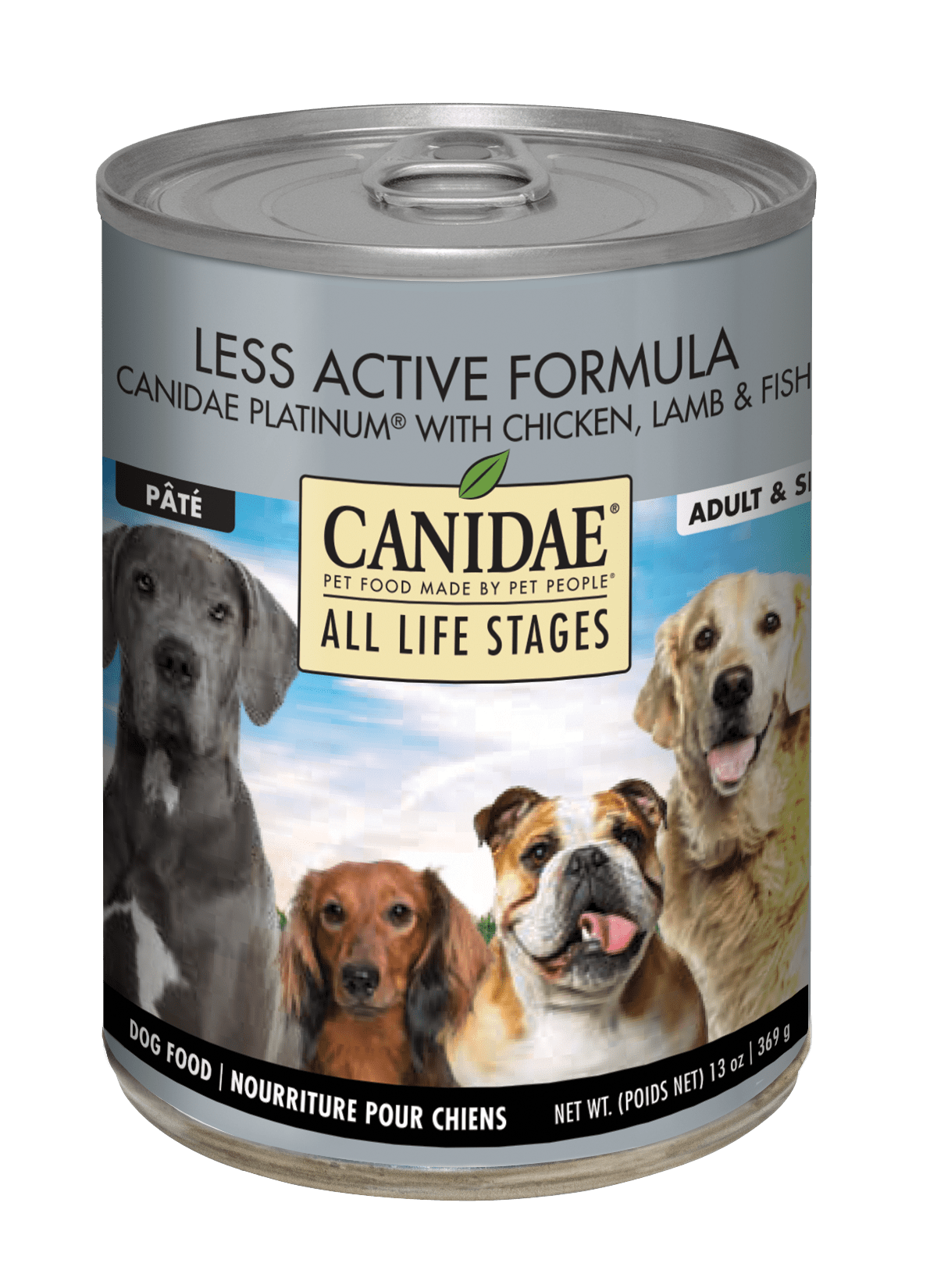Canidae Life Stages Platinum Formula Canned Dog Food Image