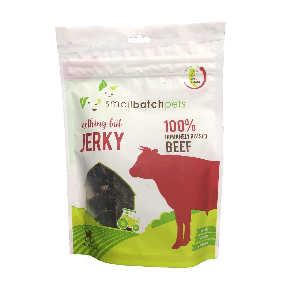 Small Batch Beef Dog Treats, 4-oz