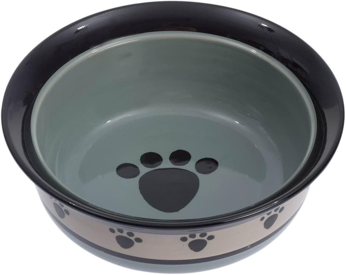 PetRageous Designs Metro Deep Pet Bowl, 4-cups