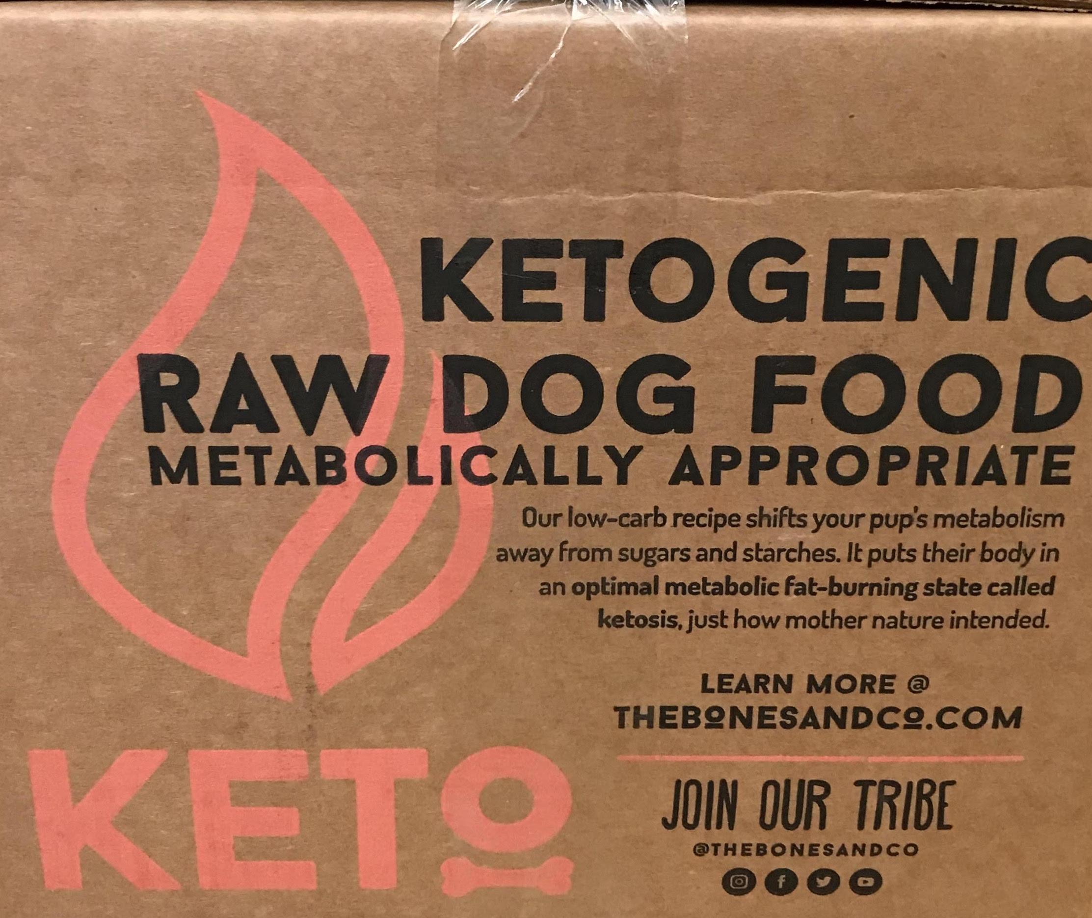 Bones & Co Meat Cube Barkin' Beef Recipe Patties Frozen Dog Food, 18-lb
