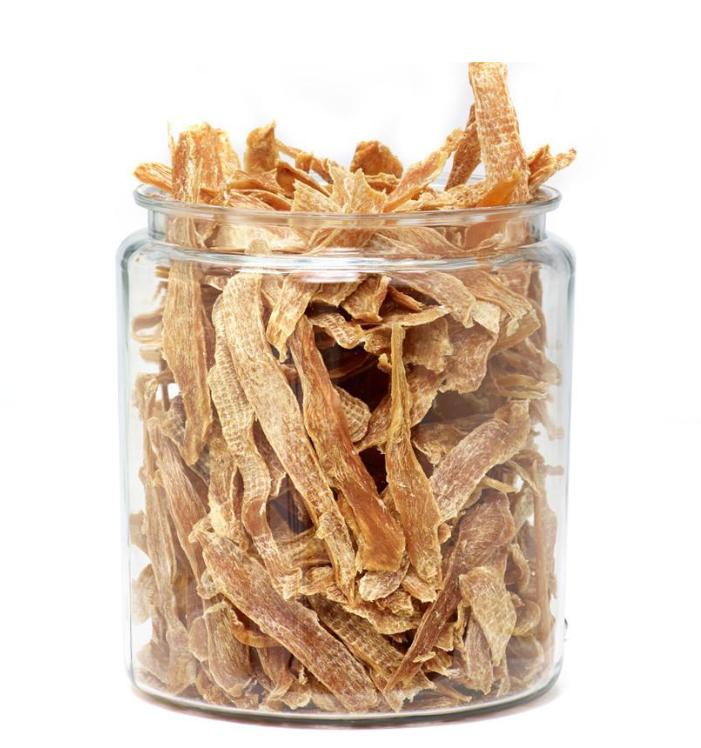 Polkadog Dehydrated Chicken Strip Jerky Grain-Free Dog Treats Image