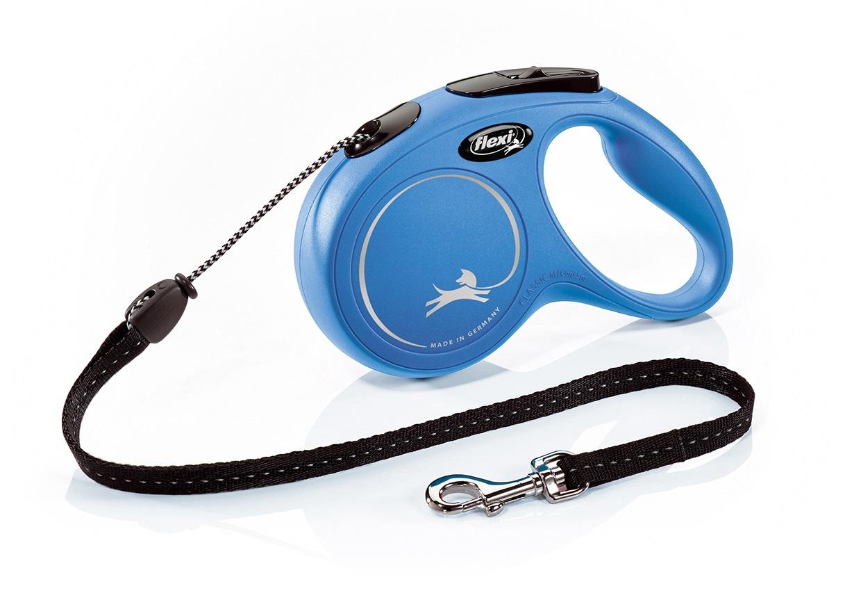 Flexi Classic Cord, Blue, Small, 5M