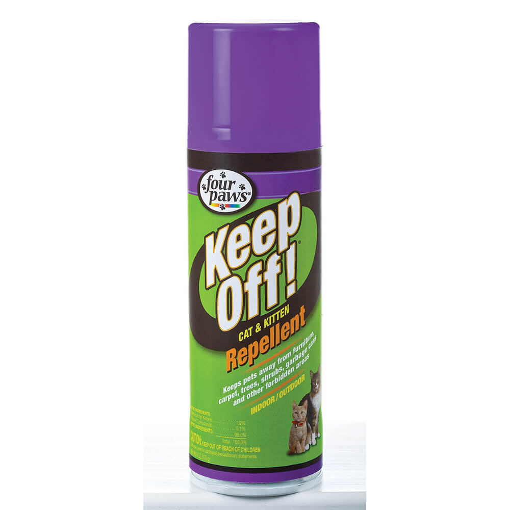 Four Paws Keep Off! Repellent Cat & Kitten, 6-oz bottle Image