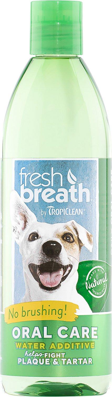 TropiClean Fresh Breath Water Additive Image