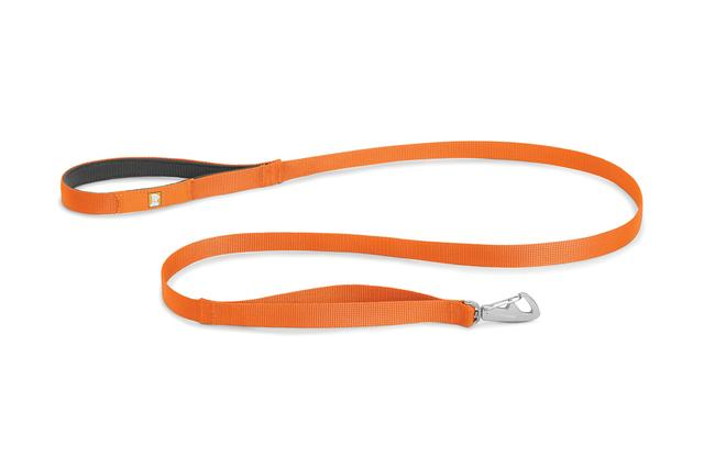 Ruffwear Front Range Dog Leash, Orange Poppy