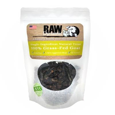 Raw Dynamic Goat Dog Treats, 3.6-oz