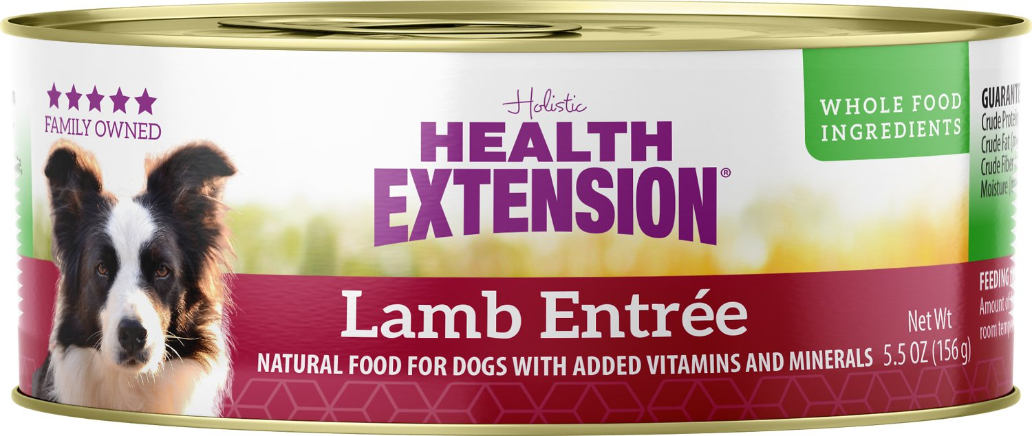 Health Extension Lamb Entree Canned Dog Food Image