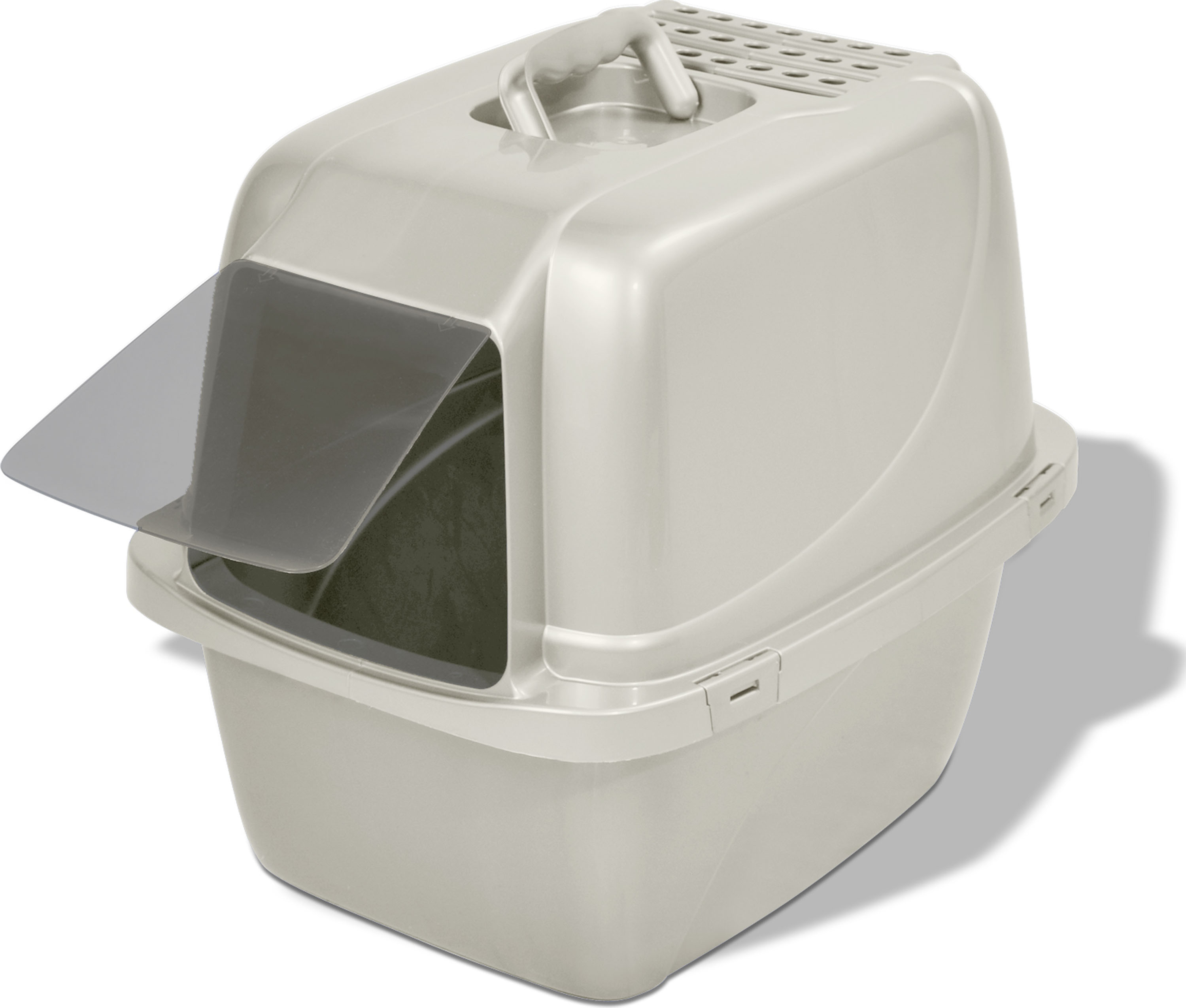 Van Ness Enclosed Cat Litter Box Image