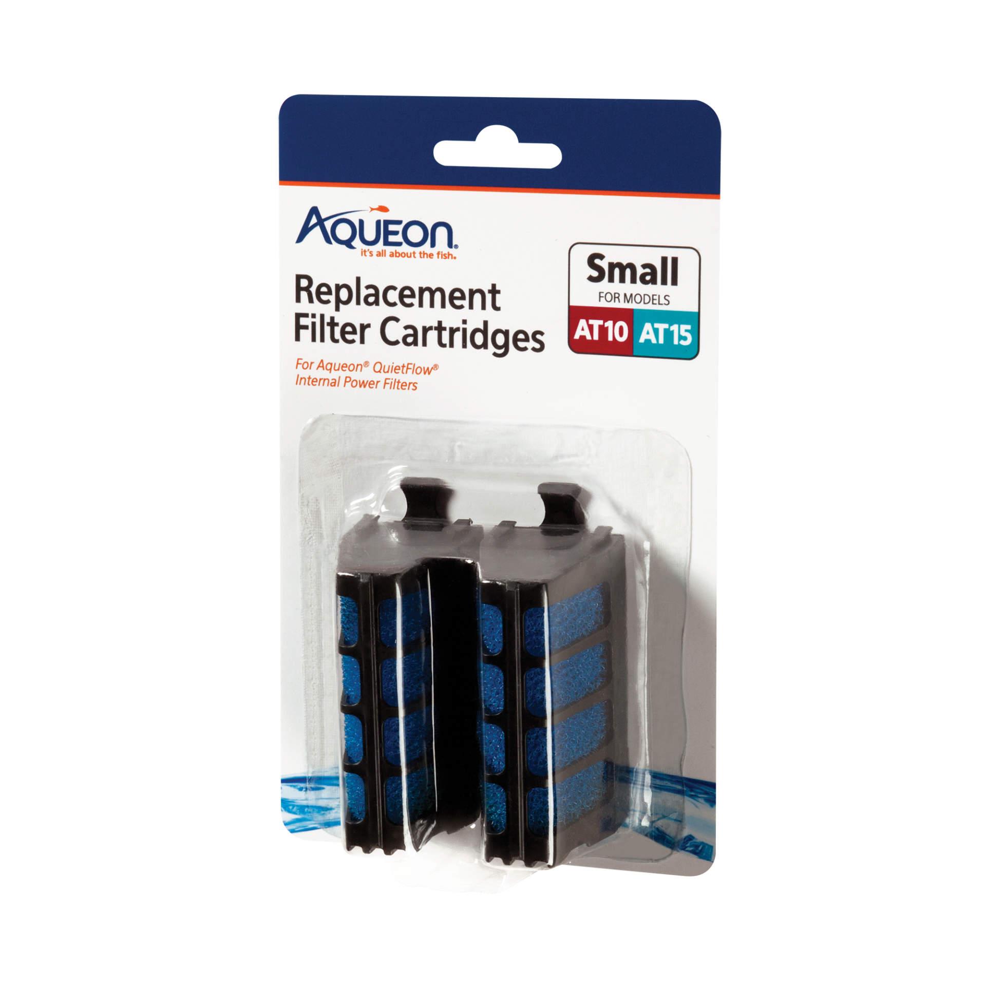 Aqueon Replacement Internal Filter Cartridges, Small