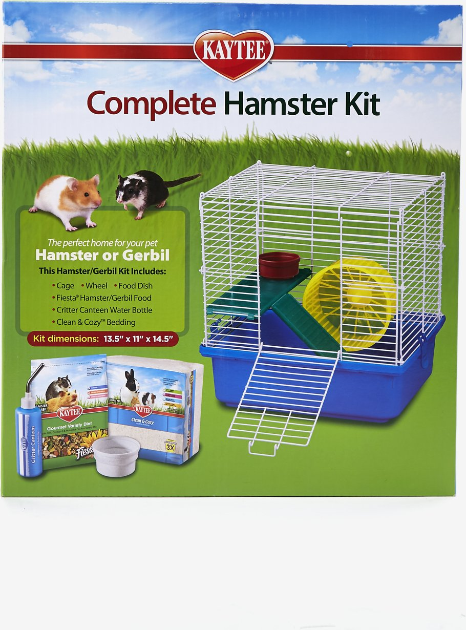 Kaytee Complete Hamster Kit Image