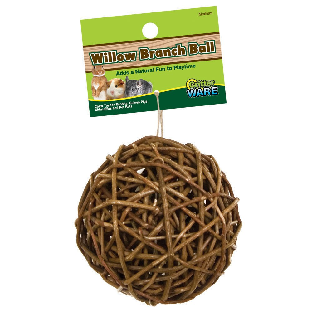 Ware Willow Branch Ball Small Animal Toy Image