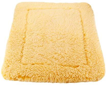 HuggleHounds HuggleFleece Dog Bed Mat Image