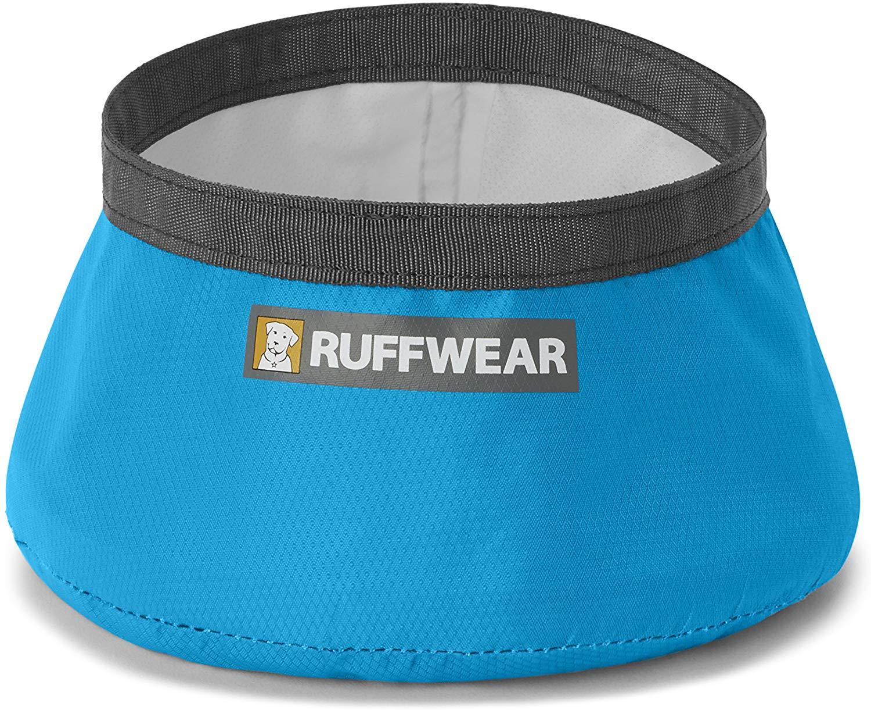 Ruffwear Trail Runner Collapsible Dog Bowl, 32-oz