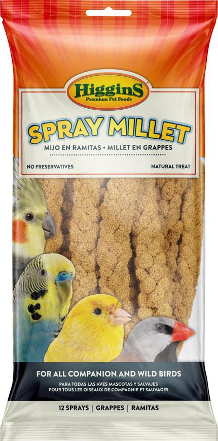 Higgins Millet Spray Bird Treats Image