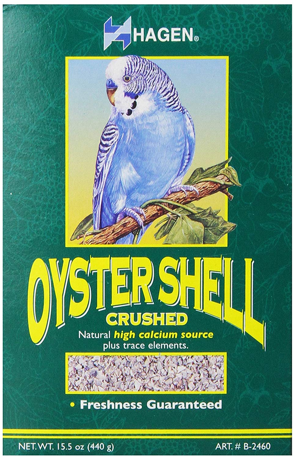 Hagen Crushed Oyster Shell Bird Food Image