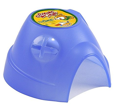Living World Dome Small Animal Hideout, Assorted Colors, Small