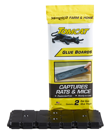 Motomco Tomcat Glue Boards Pest Control Image