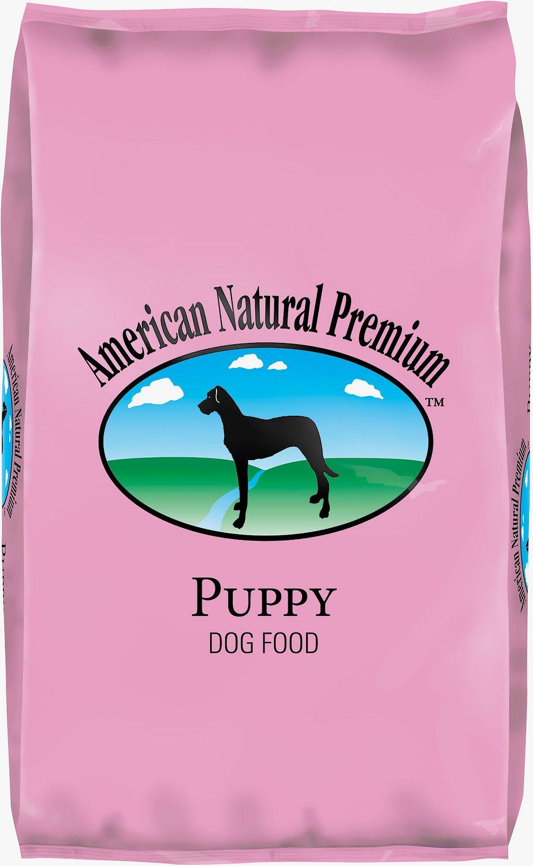 American Natural Premium Puppy Dry Dog Food, 12-lb