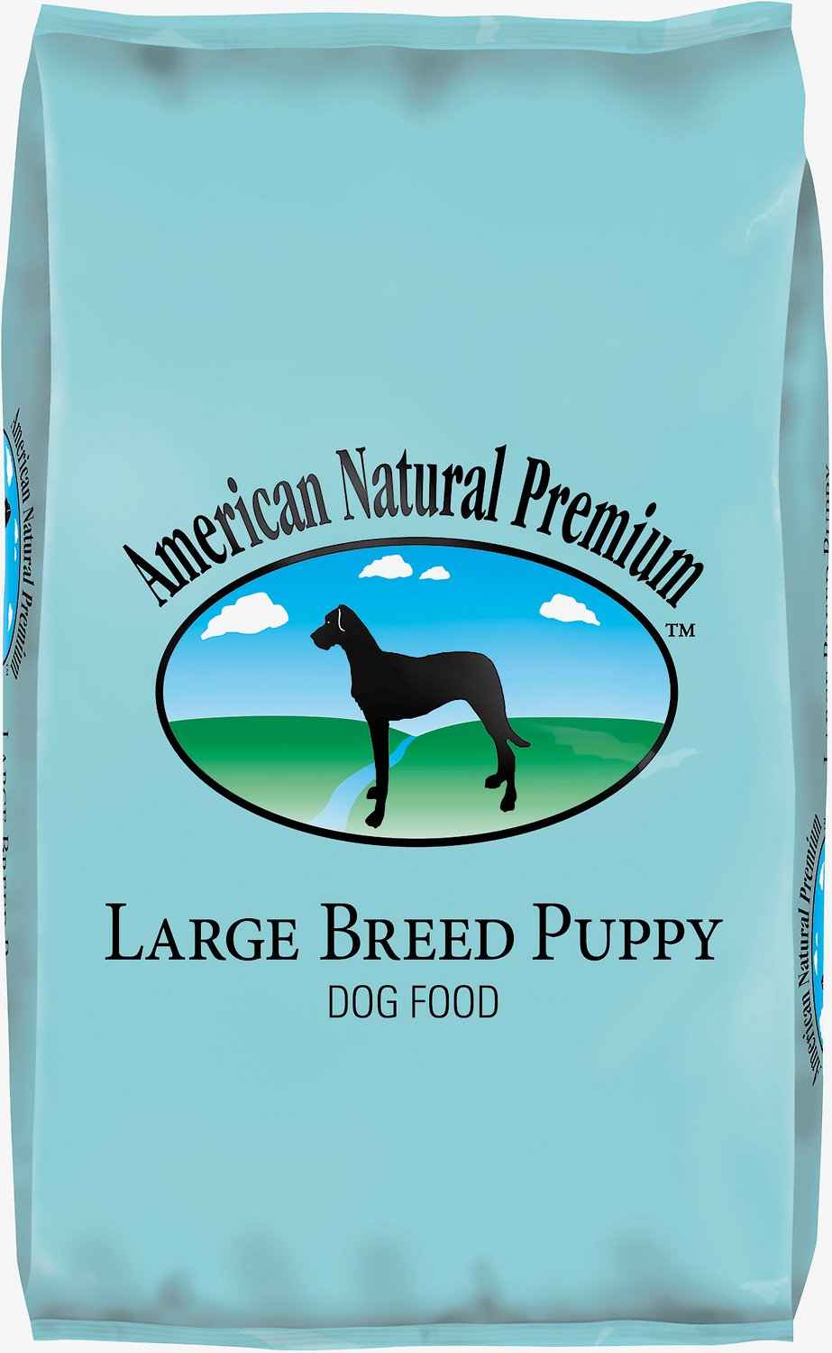 American Natural Premium Large Breed Puppy Dry Dog Food, 30-lb