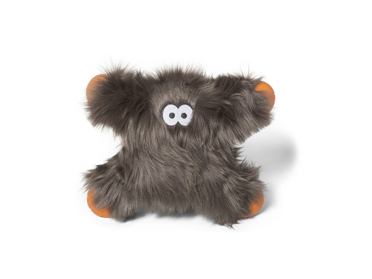 West Paw Lincoln Dog Toy, Pewter
