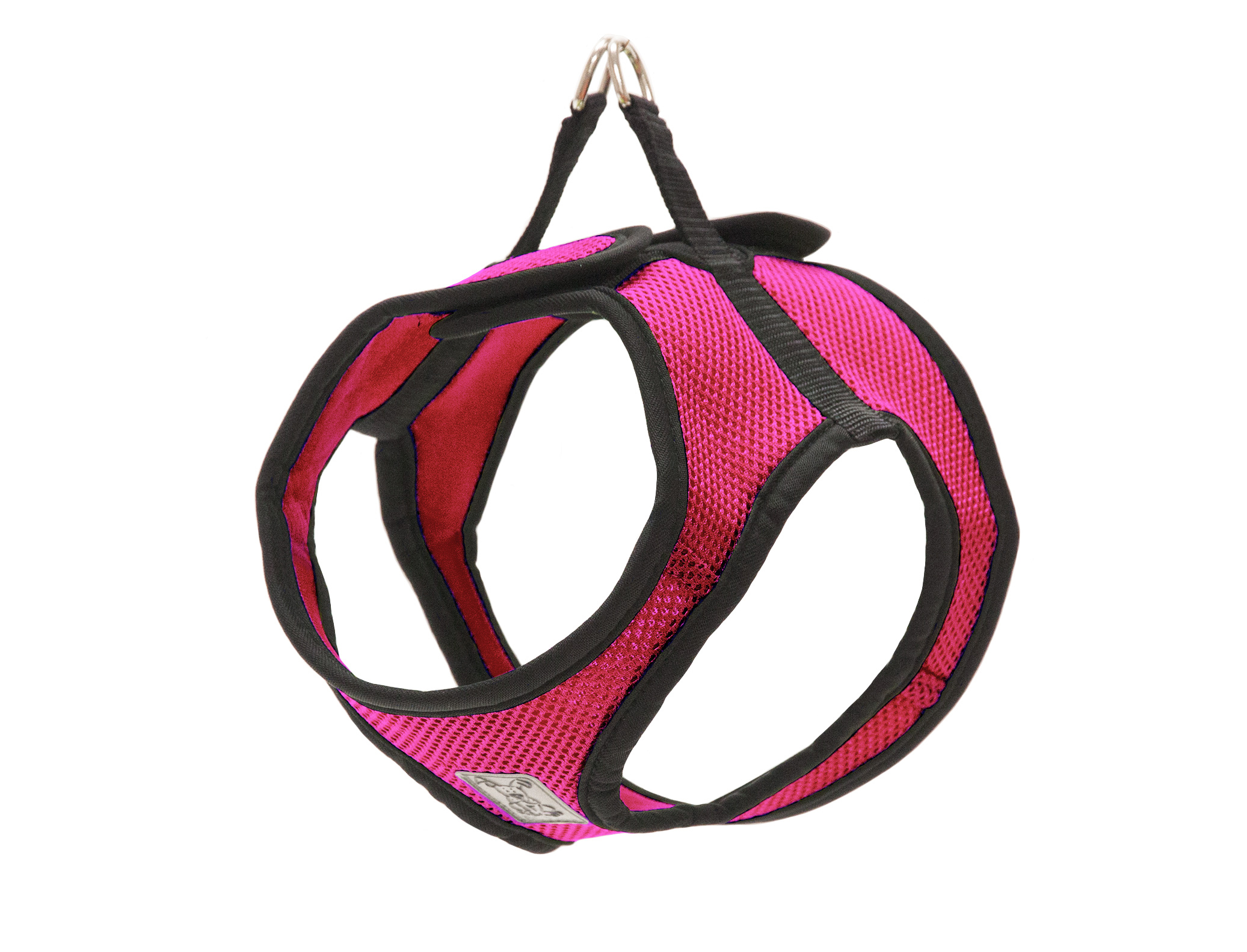 RC Pet ProductsStep-In Cirque Dog Harness, Raspberry, XX-Small
