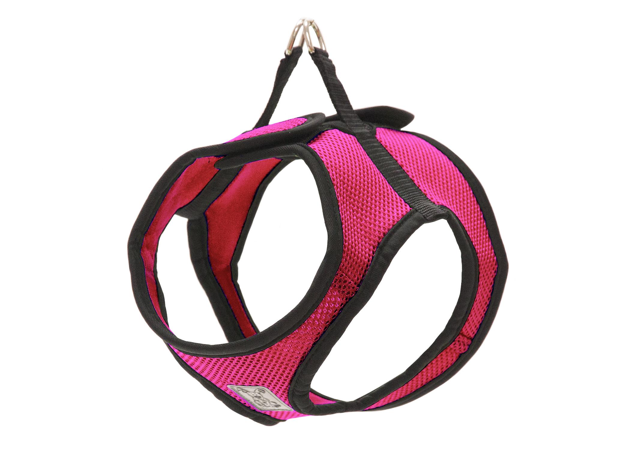 RC Pet ProductsStep-In Cirque Dog Harness, Raspberry, Medium