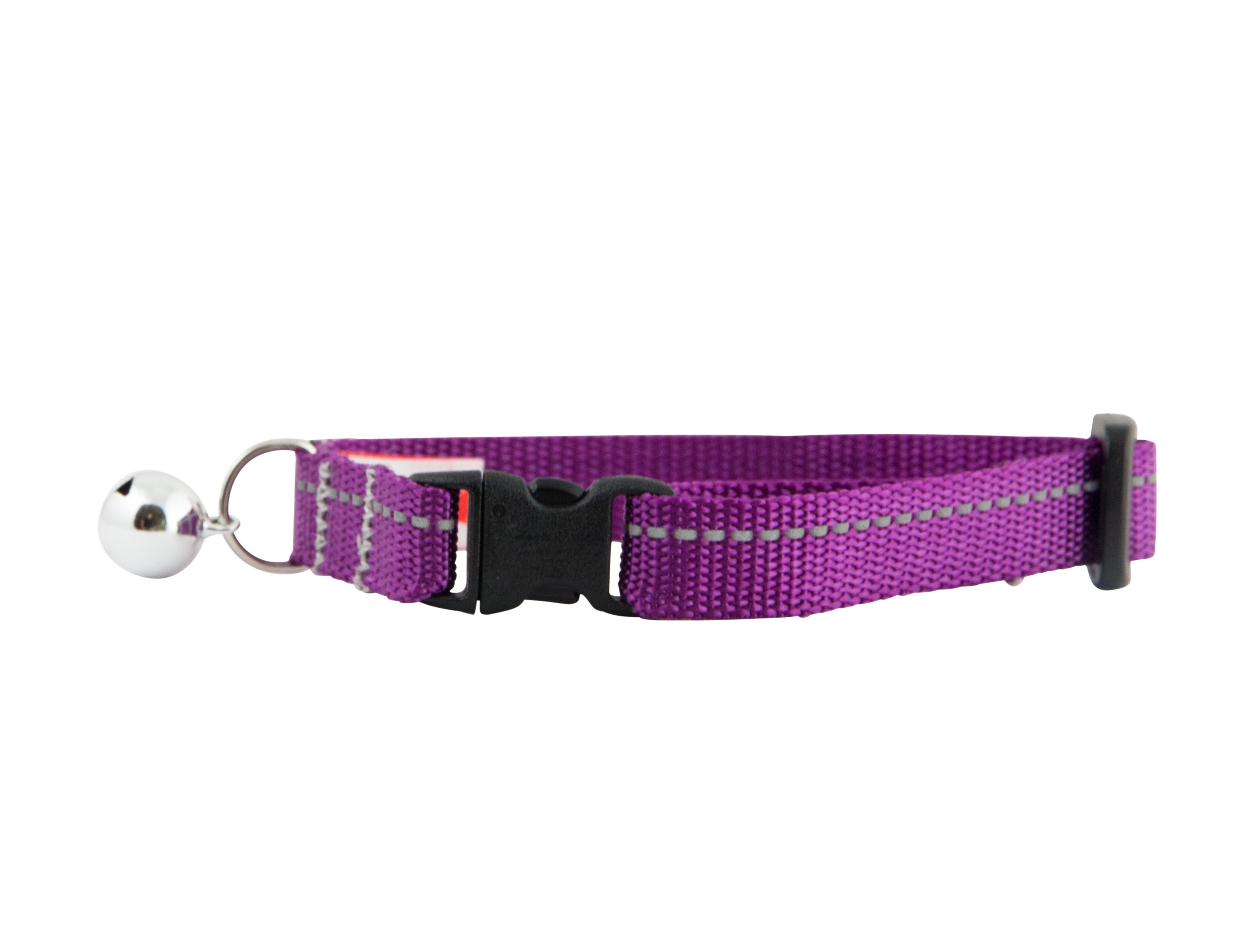RC Pet Products Breakaway Cat Collar, Purple