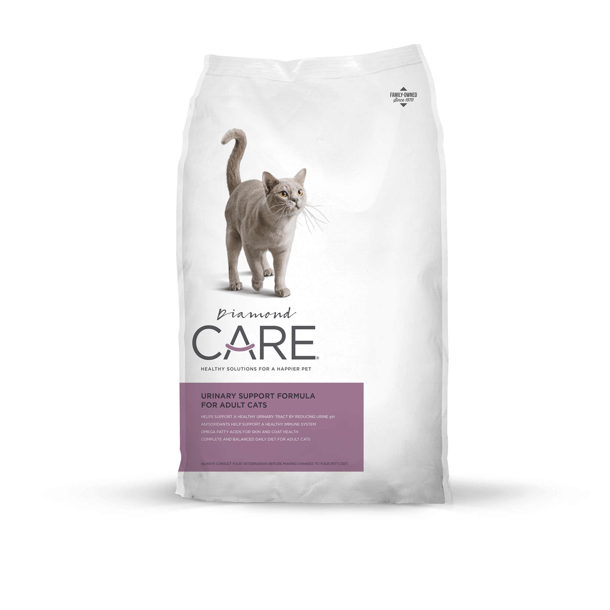 Diamond Care Urinary Support Formula Dry Cat Food Image