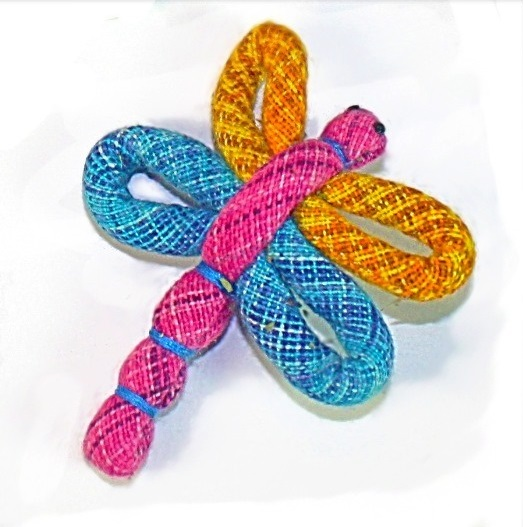 Goli Design Dragonfly Catnip Infused Cat Toy Image