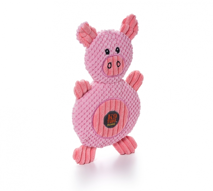 Charming Pet Ani-Mates Pig Dog Chew Toy