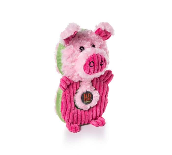 Charming Pet Puzzlers Pig Dog Chew Toy