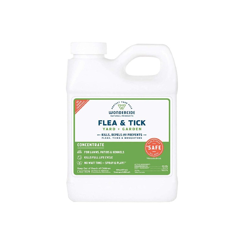 Wondercide Flea & Tick, Yard and Garden Insecticide Image