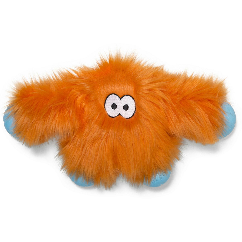 West Paw Rowdies Jefferson Dog Toy, Orange