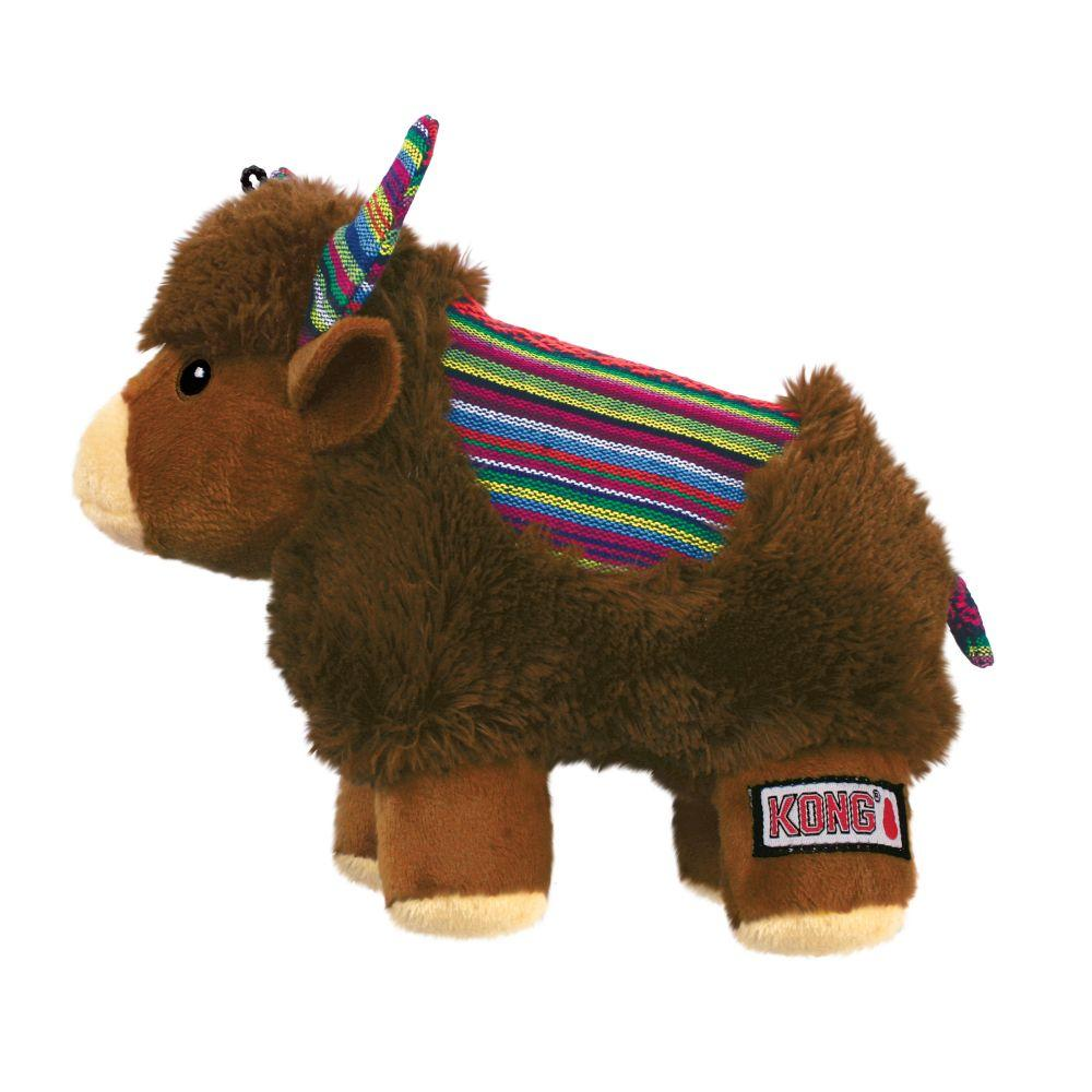 KONG Sherps Yak Dog Toy Image