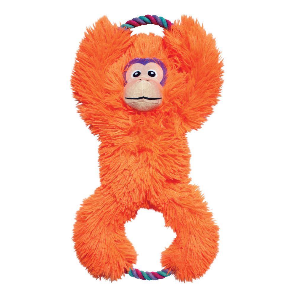 KONG Tuggz Monkey Dog Toy, X-Large