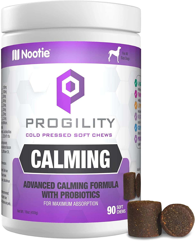 Nootie Nootie Progility Calming aid for Dogs, 90-count