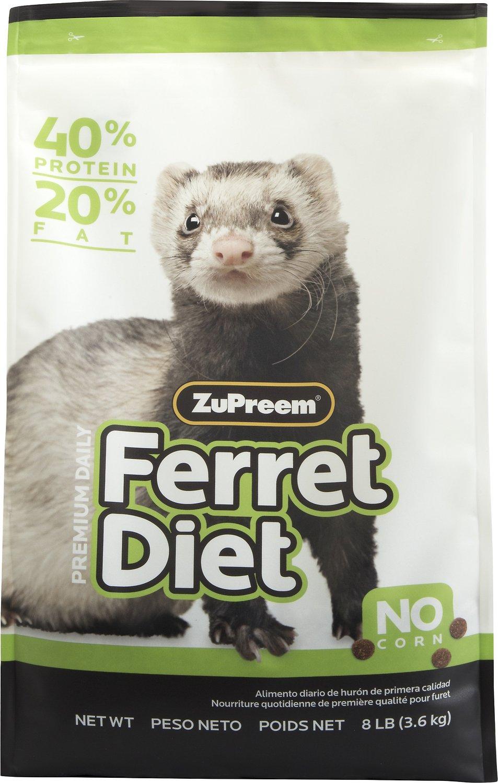 ZuPreem Premium Diet Ferret Food Image
