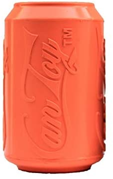 Sodapup Can Dog Toy, Orange Squeeze Image